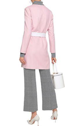 MAX MARA Babila belted wool-felt coat