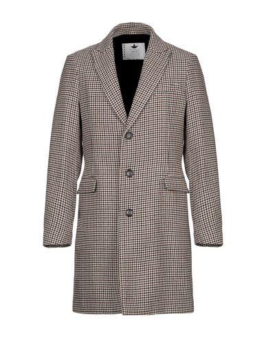 Купить Мужское пальто или плащ MACCHIA J бежевого цвета