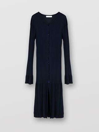 Button-down cardigan