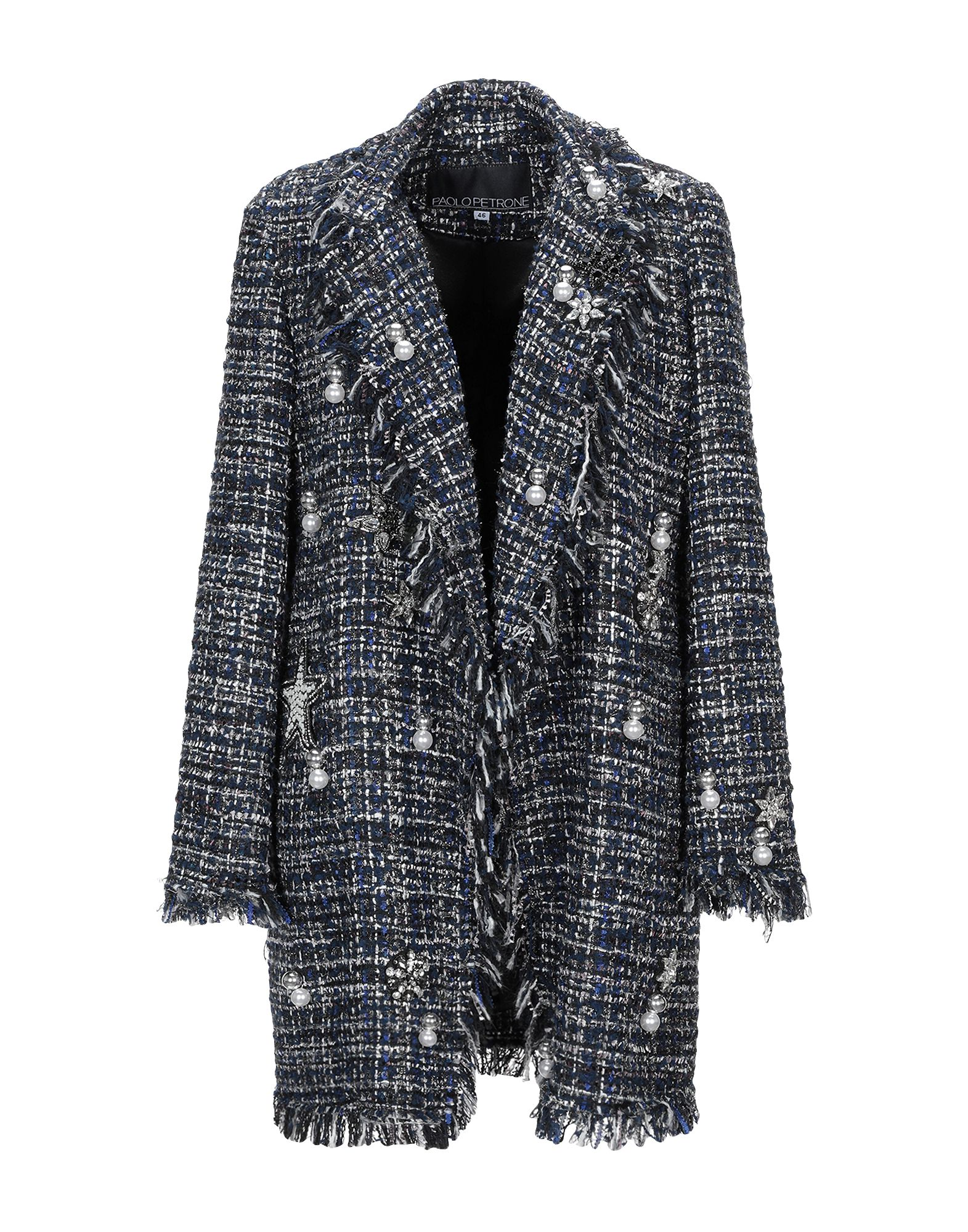 PAOLO PETRONE Пальто недорого