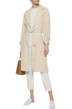 VANESSA BRUNO Iasko belted gabardine trench coat