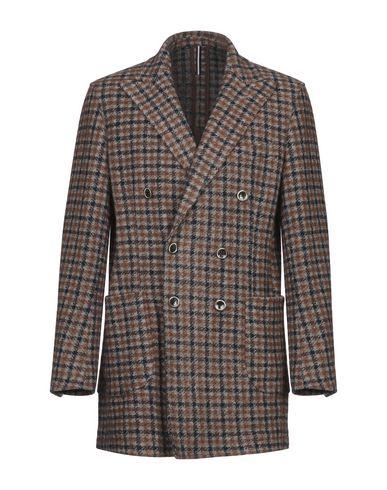 Купить Мужское пальто или плащ JERRY KEY цвета хаки