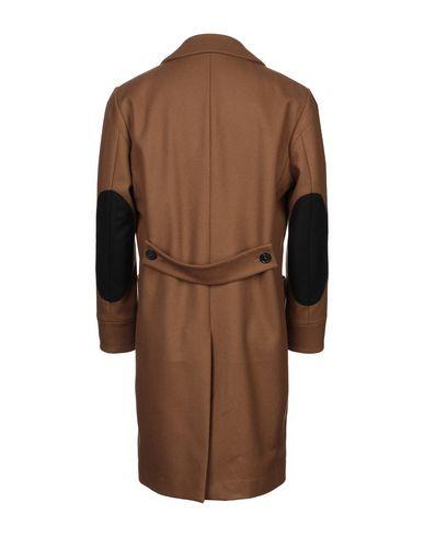 Фото 2 - Мужское пальто или плащ  цвет какао