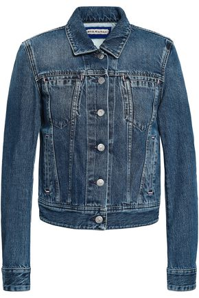 ACNE STUDIOS Cliff faded denim jacket