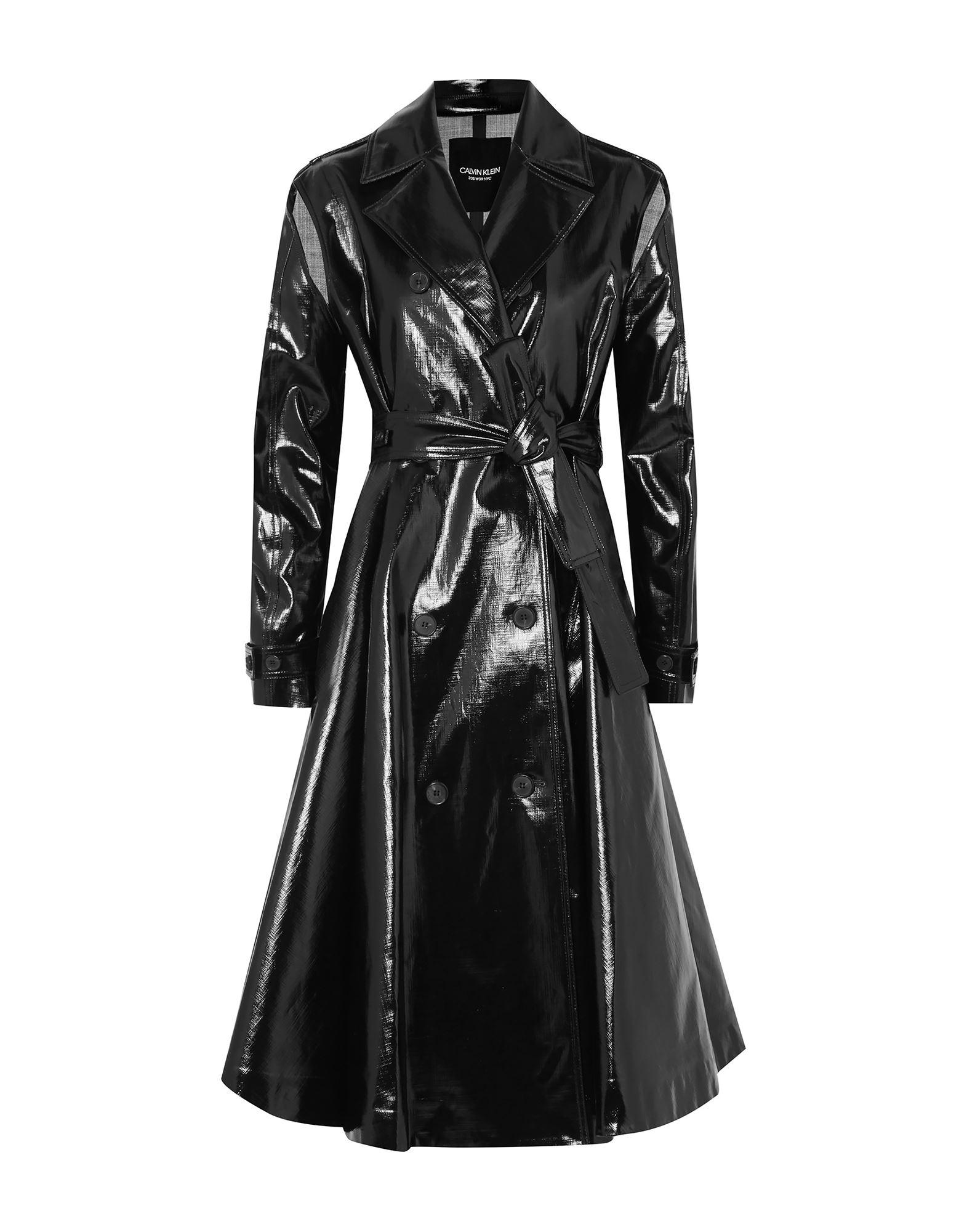 CALVIN KLEIN 205W39NYC Легкое пальто женское пальто calvin klein