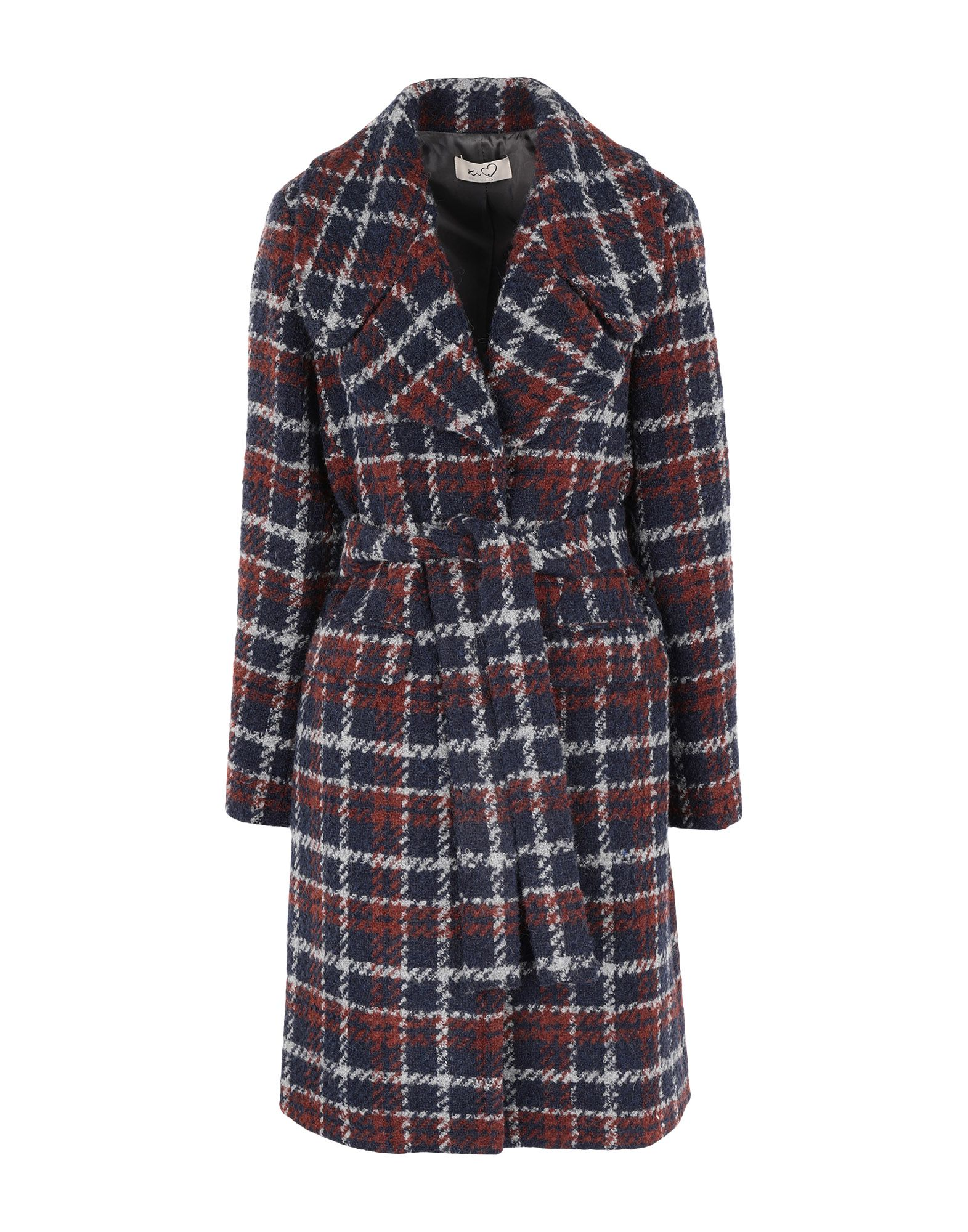 KI6? WHO ARE YOU? Пальто цена 2017