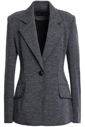 PROENZA SCHOULER Mélange jersey blazer