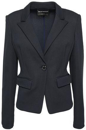 EMPORIO ARMANI Woven blazer