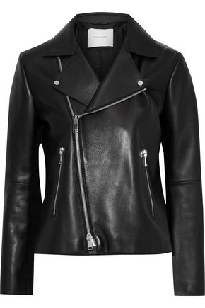 MACKINTOSH Leather biker jacket