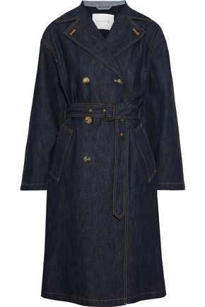 MACKINTOSH Denim trench coat
