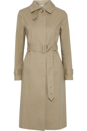 MACKINTOSH Bonded cotton trench coat