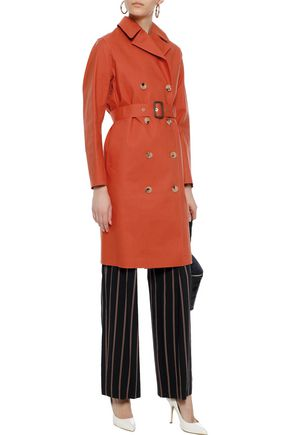 MACKINTOSH Cotton trench coat