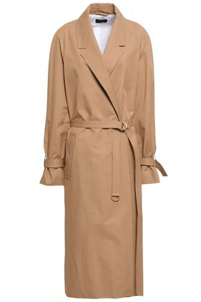 JOSEPH Cotton-blend trench coat