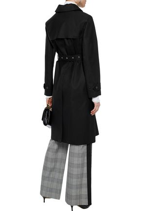MACKINTOSH Bonded wool trench coat