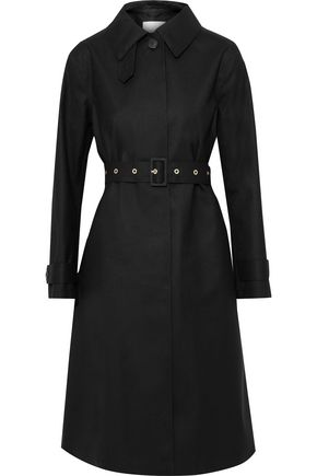 MACKINTOSH Bonded wool trench coat