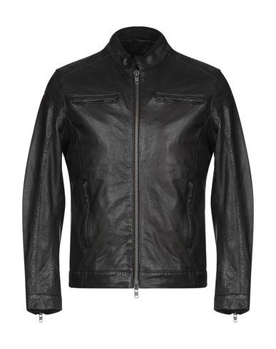 Фото - Мужскую куртку WELL AGED черного цвета