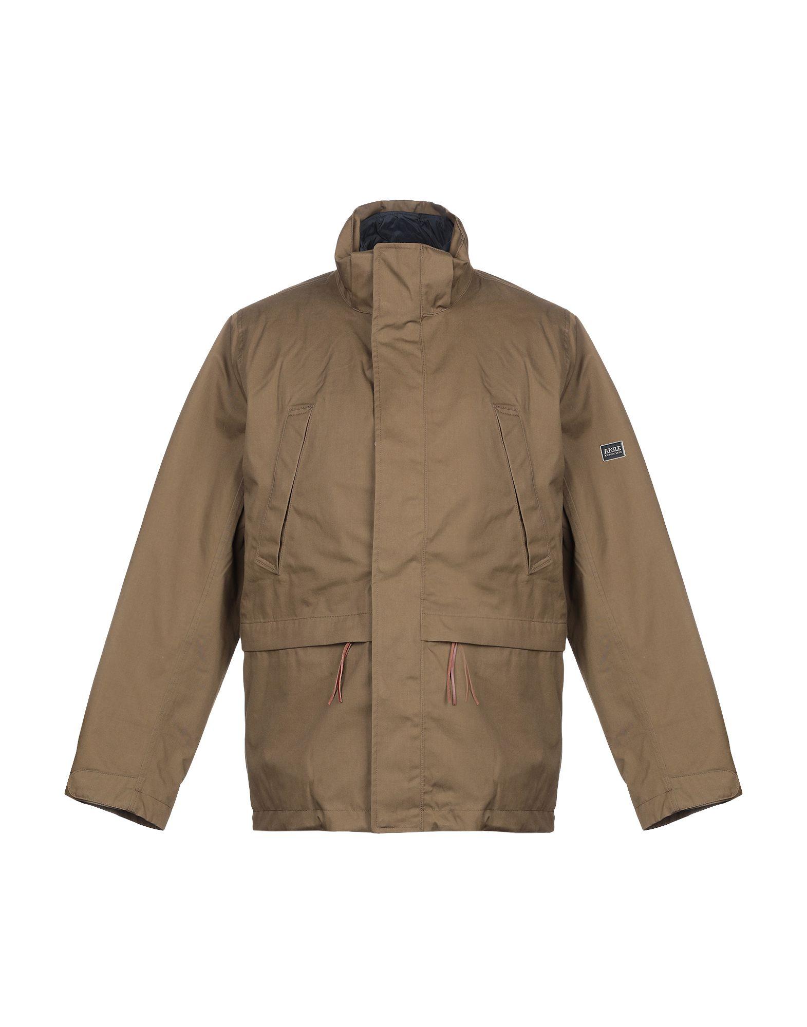 AIGLE Пальто aigle легкое пальто