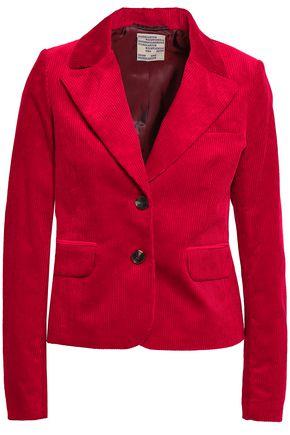 BAUM UND PFERDGARTEN Cotton-corduroy blazer