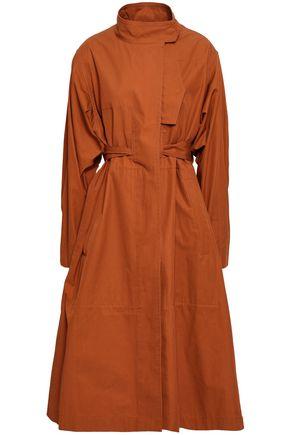 ISABEL MARANT Jaci cotton-gabardine trench coat
