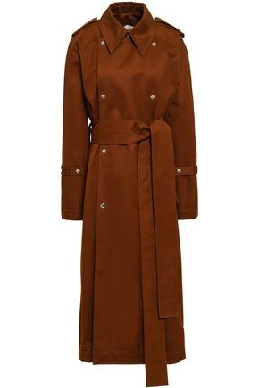 ACNE STUDIOS Belted cotton-twill trench coat