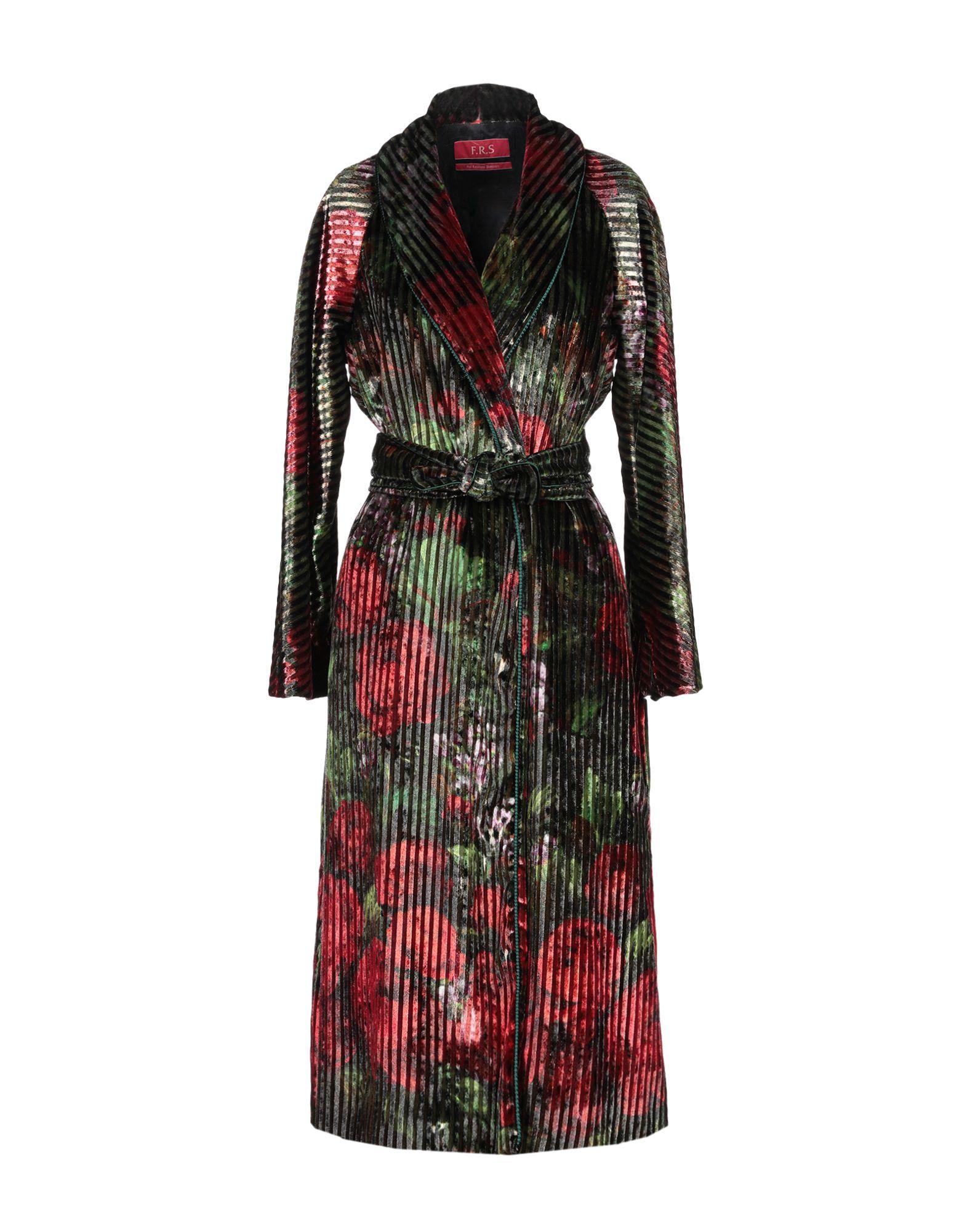 Фото - F.R.S. FOR RESTLESS SLEEPERS Легкое пальто lc23 for popeye® легкое пальто