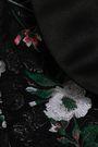 PRABAL GURUNG Satin-trimmed brocade blazer