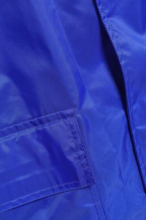 マルニ シェル加工生地 フード付きジャケット