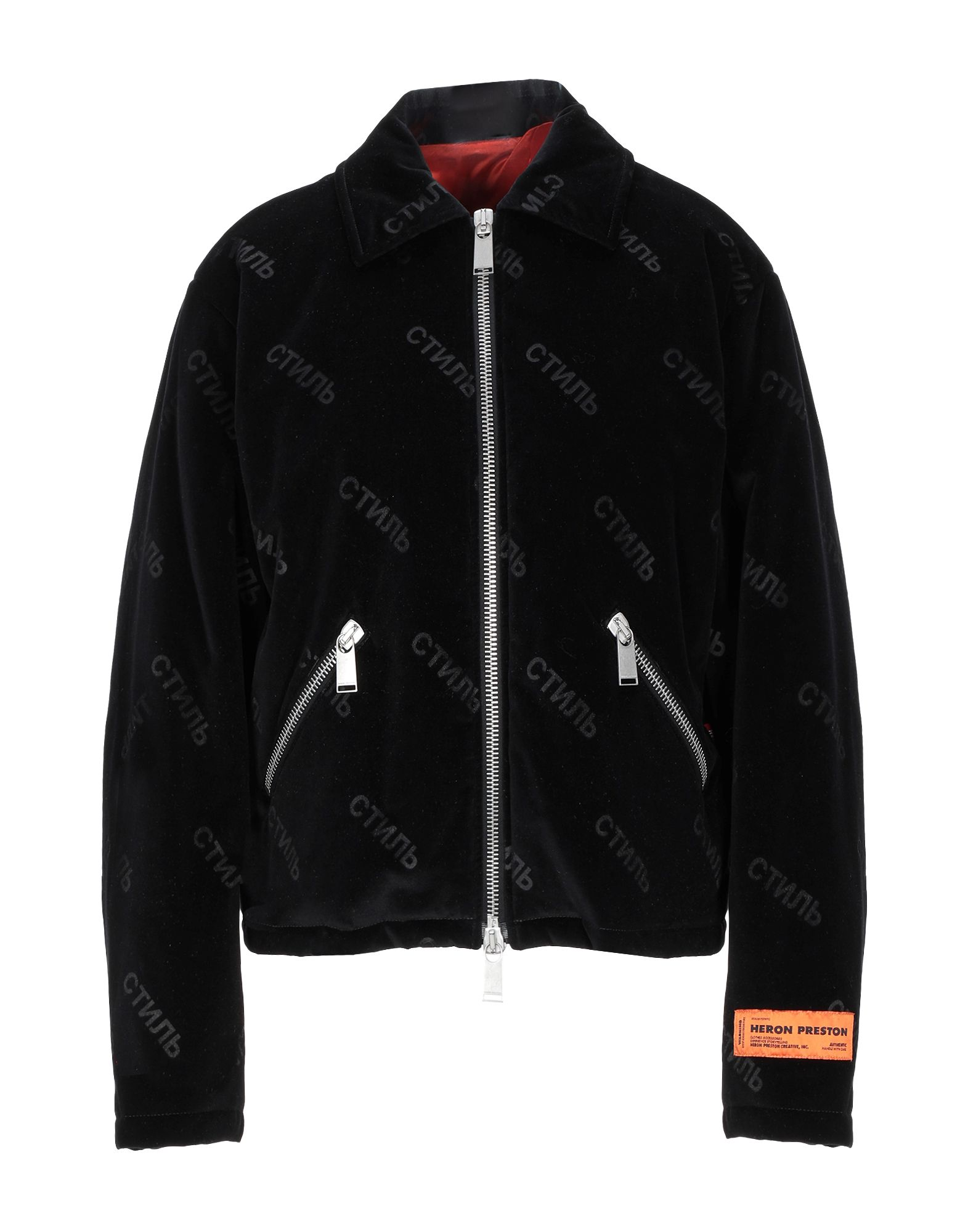 HERON PRESTON Куртка куртка ucon preston jacket dark navy m