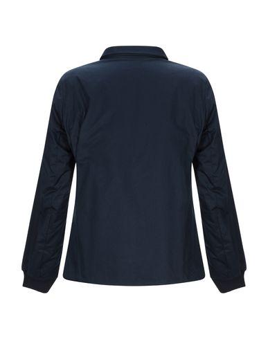 Фото 2 - Женскую куртку LABO.ART темно-синего цвета