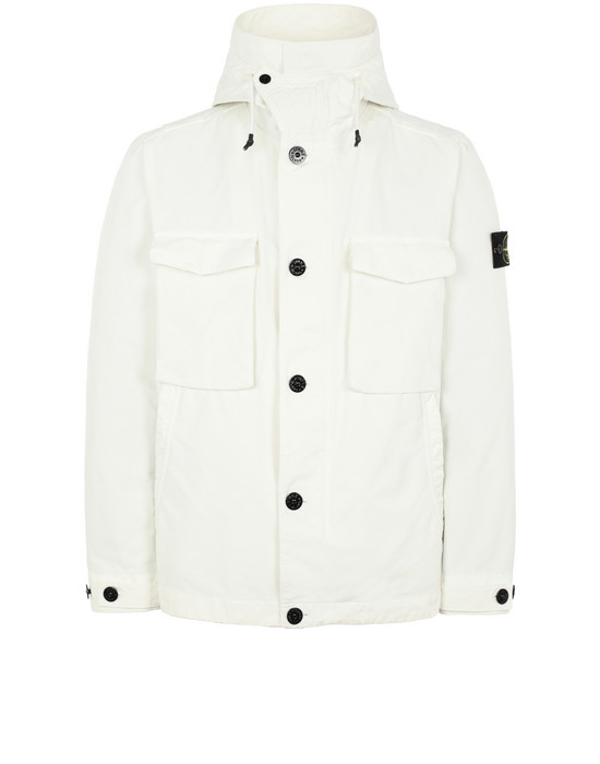 Jacket 41349 DAVID-TC WITH SHEEPSKIN_DETACHABLE LINING STONE ISLAND - 0