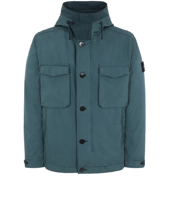 STONE ISLAND Jacket 41349 DAVID-TC WITH SHEEPSKIN_DETACHABLE LINING