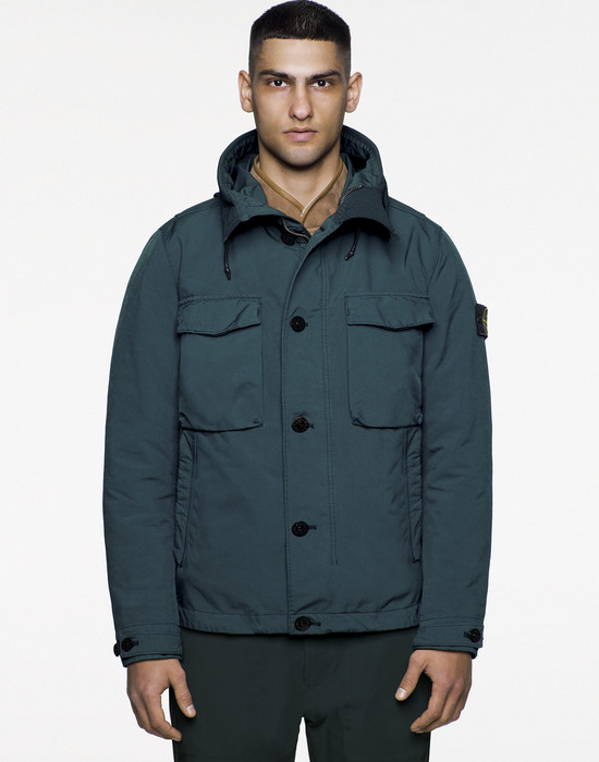 41890242ie - COATS & JACKETS STONE ISLAND