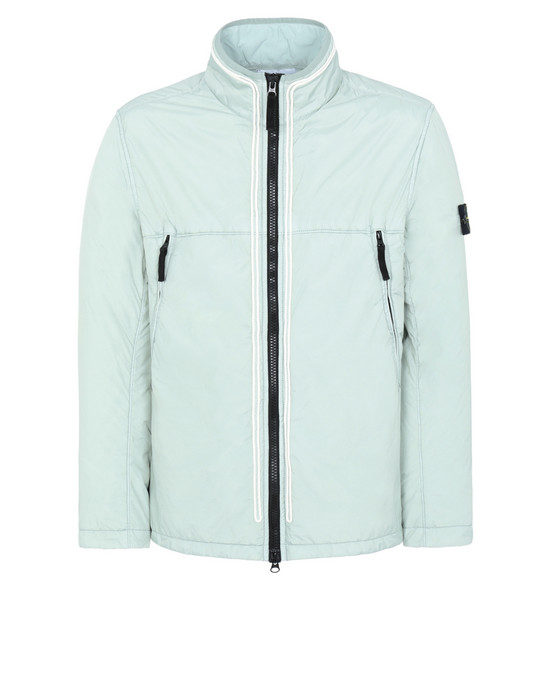 Giubbotto 44623 GARMENT DYED CRINKLE REPS NY STONE ISLAND - 0