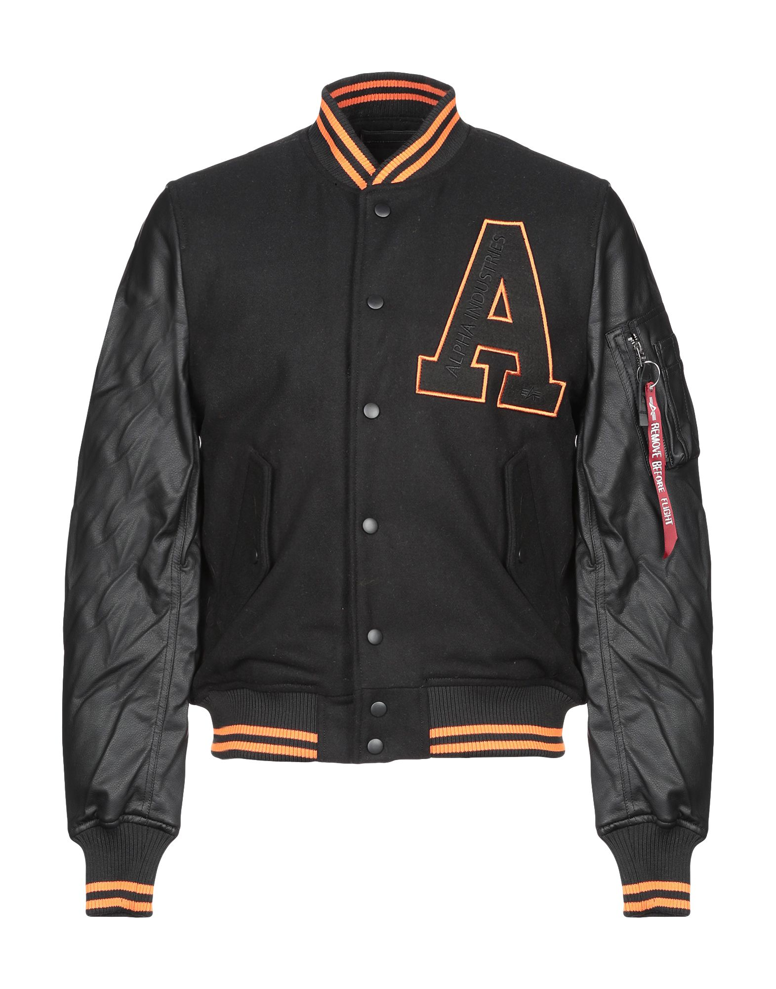 ALPHA INDUSTRIES INC. Куртка куртка утепленная alpha industries alpha industries al507emuhl17
