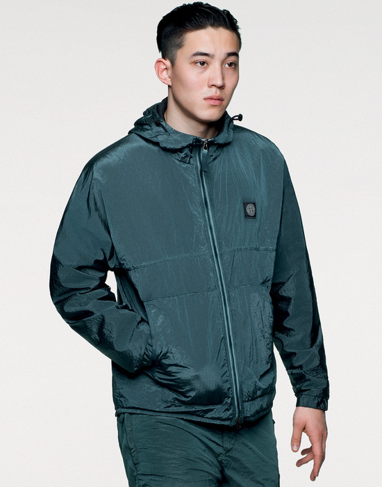 41890348wc - COATS & JACKETS STONE ISLAND