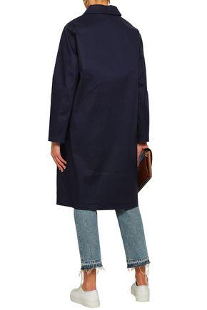 MACKINTOSH Waterproof cotton-gabardine coat