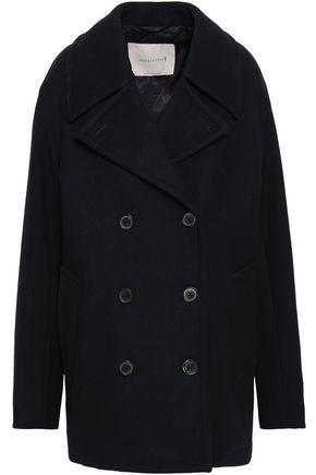 MACKINTOSH Double-breasted wool-felt coat