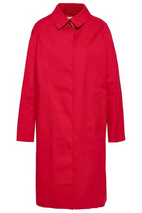 MACKINTOSH Cotton raincoat