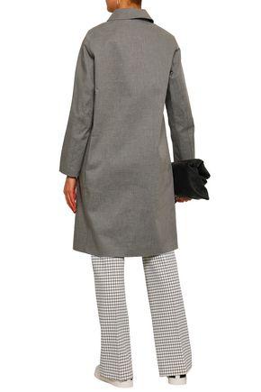MACKINTOSH Double-breasted cotton raincoat