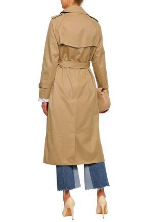 MACKINTOSH Double-breasted cotton-gabardine trench coat
