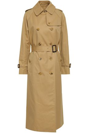 MACKINTOSH Double-breasted cotton-gabardine trench coat