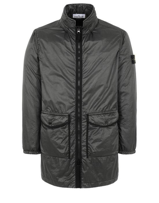 Mid-length jacket 71535 LAMY FLOCK STONE ISLAND - 0
