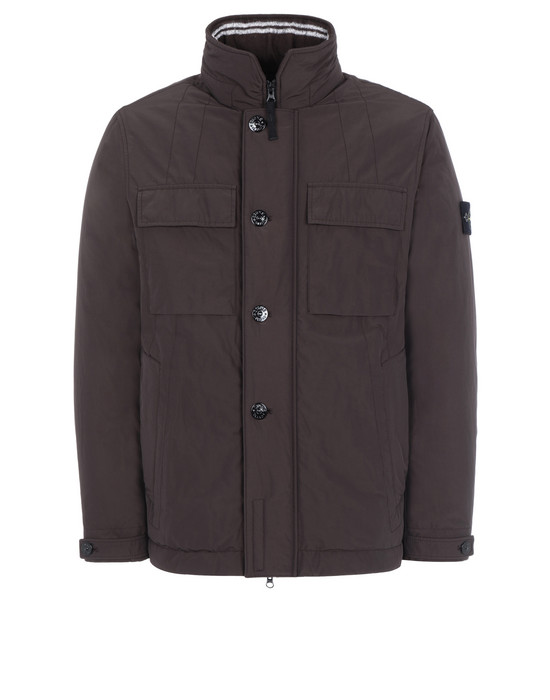 Jacket 40826 MICRO REPS WITH PRIMALOFT® INSULATION TECHNOLOGY STONE ISLAND - 0