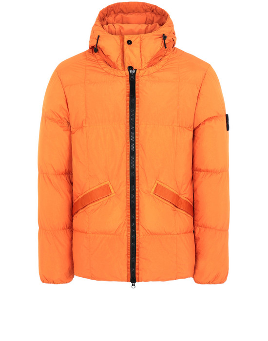 STONE ISLAND Jacket 40223 GARMENT-DYED CRINKLE REPS NY DOWN