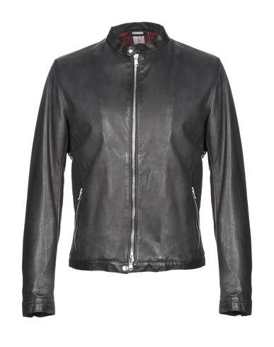 Фото - Мужскую куртку GIAMBI черного цвета