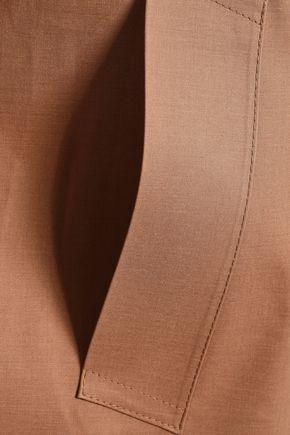 MACKINTOSH Waterproof cotton-gabardine hooded coat