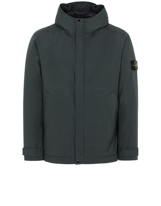 STONE ISLAND 41629 GORE-TEX PACLITE® PRODUCT TECHNOLOGY WITH PRIMALOFT® INSULATION  Jacket Man Dark Grey