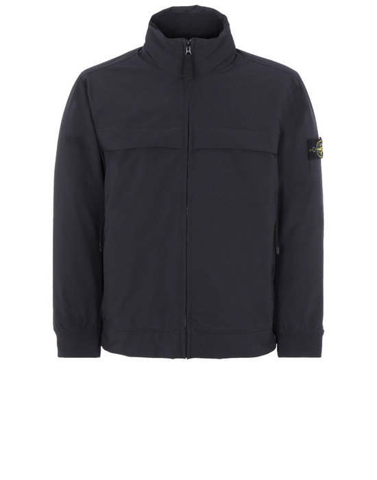 Sold out - STONE ISLAND 42227 SOFT SHELL-R WITH PRIMALOFT® INSULATION Jacket Man Blue