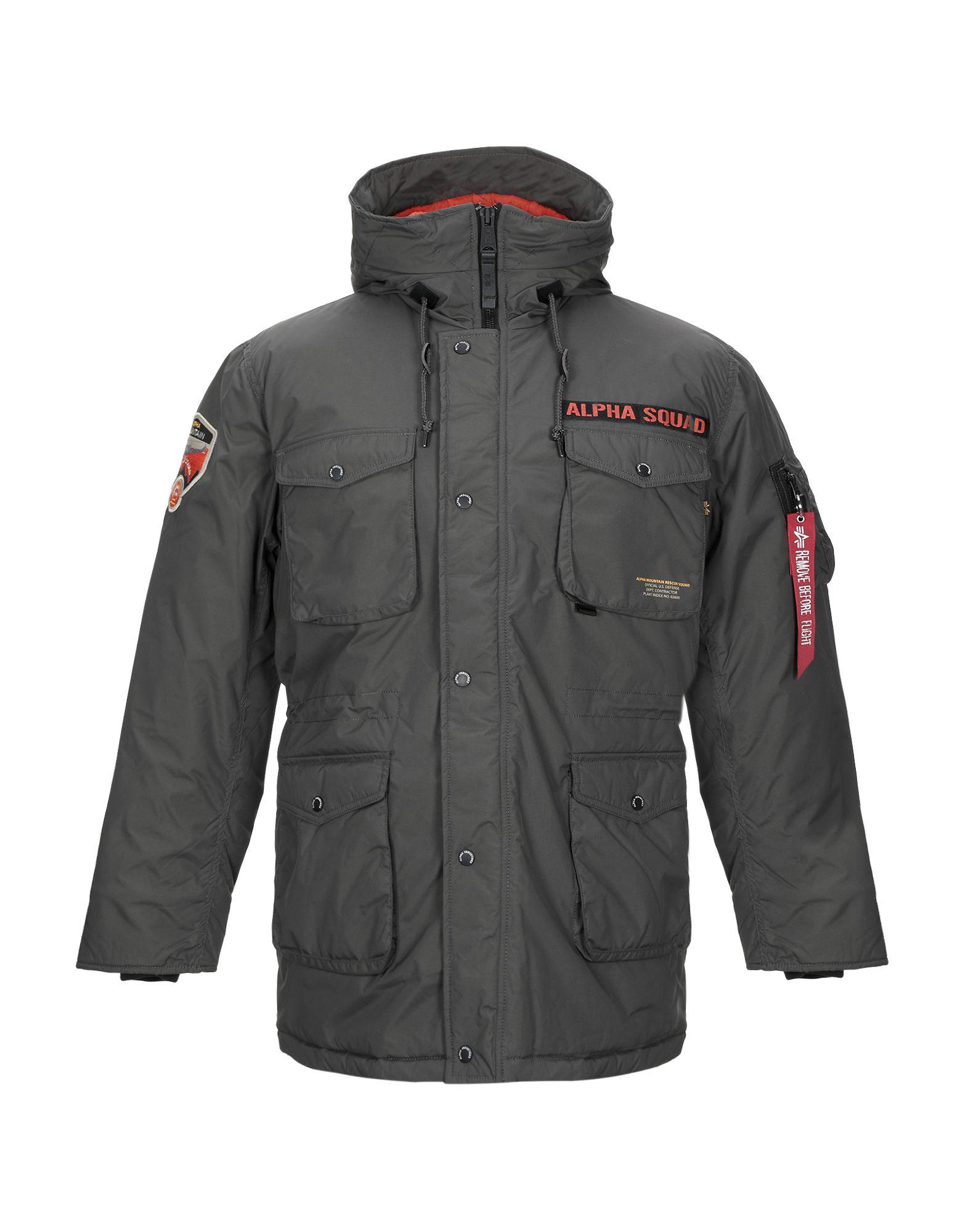 ALPHA INDUSTRIES Куртка худи alpha industries alpha industries al507emccel0