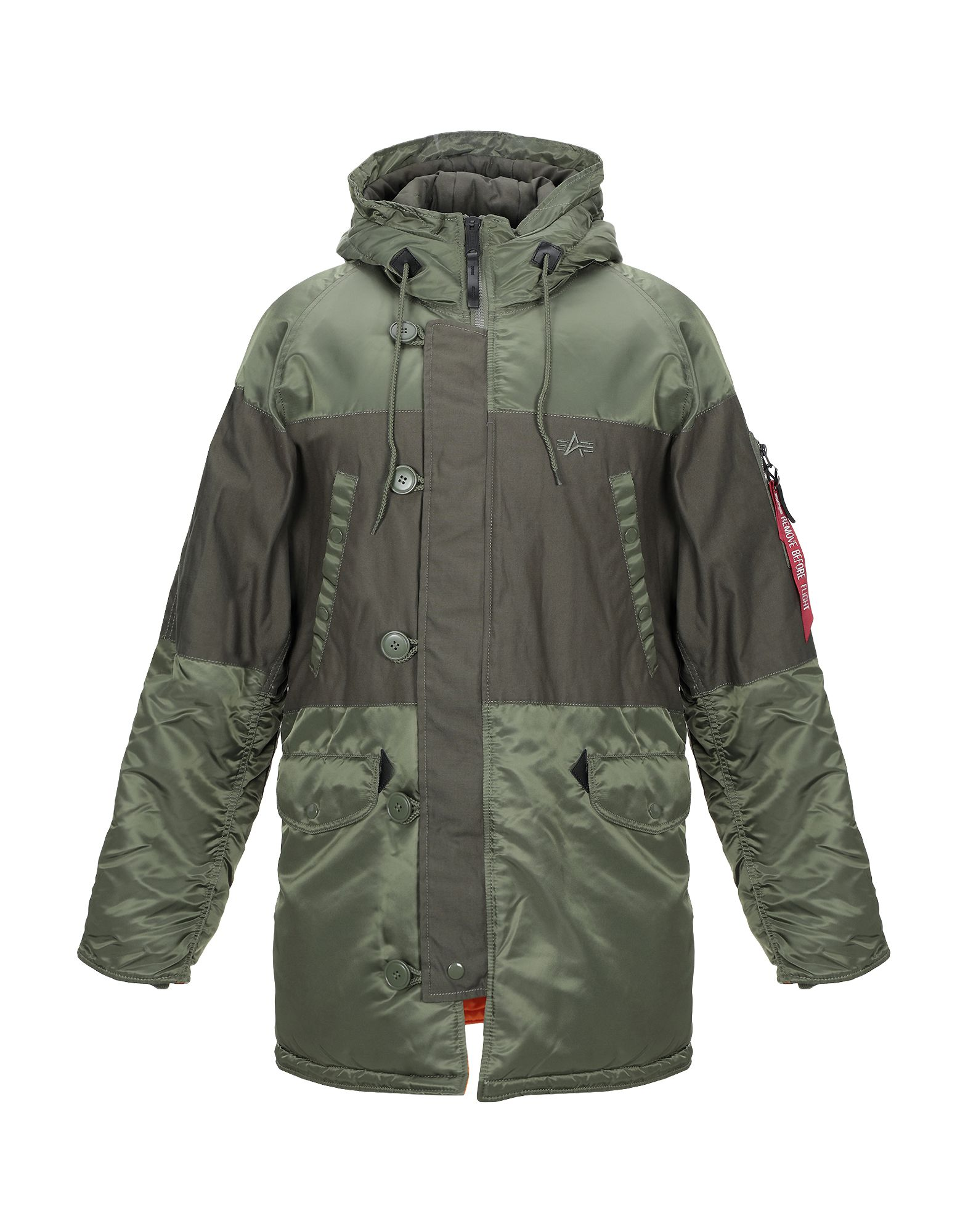 ALPHA INDUSTRIES INC. Куртка